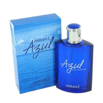 Perfume Animale Azul Masculino Edt - 100ml Original