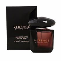 Versace Crystal Noir Edt 30ml Feminino - 100% Original