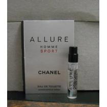 Amostra Allure Homme Sport Chanel 2,0ml Frete Grátis