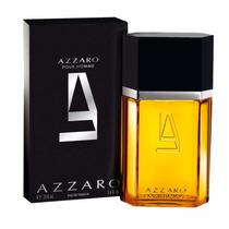 Perfume Azzaro Pour Homme Masculino 100ml Original E Lacrado
