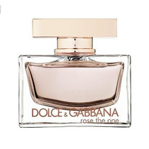 Perfume Feminino Dolce Gabbana -the One Rose 75ml Importado