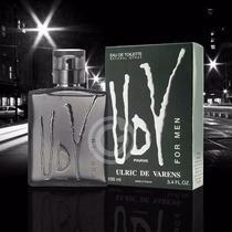 Perfume Udv Paris For Men 100ml Ulric De Varens Original !