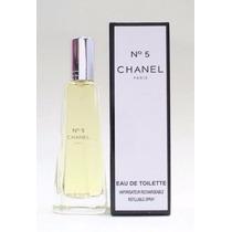 Perfume Chanel N5 Feminino N 5 50ml Importado Barato