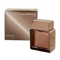 Perfume Masculino Euphoria Men Intense 100ml Edt Original