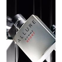 Perfume Chanel Allure Homme Sport Edt 100ml Masculino