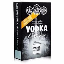 Perfume Vodka Extreme (ferrari Black) 100ml Original!