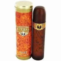 Perfume Cuba Gold Masculino 100ml Eau De Toilette