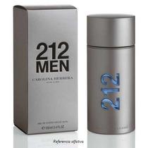 Perfume Masculino 212 For Mem 100ml Fragrância Original