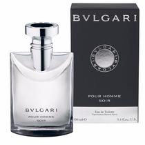 Perfume Bvlgari Pour Homme Soir 100ml - Original E Lacrado