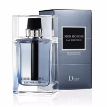 Perfume Dior Homme Eau For Men 50ml | Lacrado 100% Original
