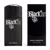 Perfume Black Xs Masculino 100 Ml Paco Rabanne