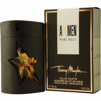 Perfume Angel A* Men Pure Malt Edt Masc Thierry Mugler 100ml
