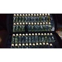 Kit Com 52 Amostras De Perfumes Hinode + 2 Perfumes 100ml