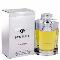 Perfume Bentley For Men Edt 100ml Masculino