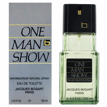 Perfume One Man Show 100ml Jacques Bogart Made In France !!!