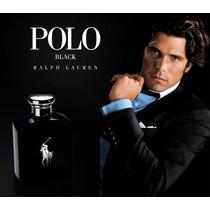 Perfume Polo Ralph Black Men 125ml Original