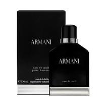 Perfume Masculino Armani Eau De Nuit Eau De Toilette 100ml