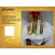Kit Presente Perfume Linda O Boticário 2015 + Frete Grátis