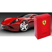Perfume Ferrari Red Masculino 125ml Original Made In Italy!!