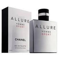 Perfume Chanel Allure Sport Eau De Toilette Masculino 50ml