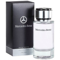 Mercedes Benz For Men Masculino Eau De Toilette - 120ml