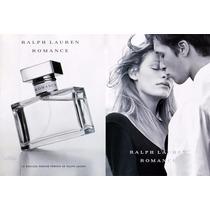 Romance Ralph Lauren Edp 100ml Frete Grátis 100% Original
