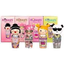 Kit Miniaturas Kokeshi Originais!lindas!raras!