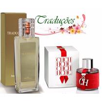 Traduções Gold Nº 55 (fragrância Ch Red Carolina Herrera)