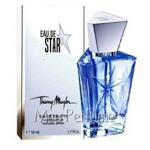 Thierry Mugler Eau De Star Edt Feminino - 50 Ml