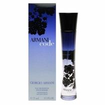 Perfume Armani Code Feminino 75ml 100% Original Frete Grátis