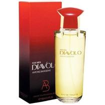 Perfume Antonio Banderas Diavolo 100ml Men Na Caixa