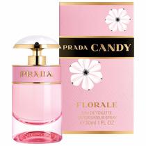 Prada Candy Florale 30ml Feminino | Lacrado E 100% Original