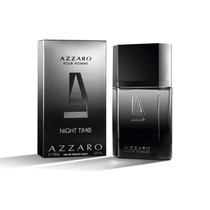Perfume Masculino Azzaro Night Time 100ml Importado Usa