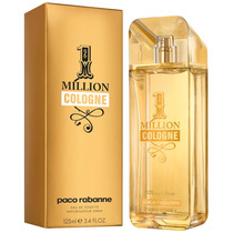 Perfume Paco Rabanne 1 Million Cologne Eau De Toilette 125ml