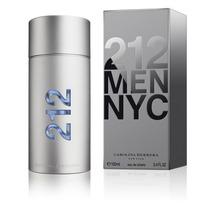 Perfume 212 Men Carolina Herrera Amostra Decant 7ml Spray