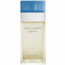 Dolce & Gabbana Perfume Feminino Light Blue - Edt 25ml