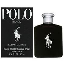 Perfume Ralph Lauren Polo Black Masculino Edt 125 Ml