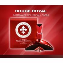 Perfume Marina De Bourbon Rouge Royal Edp 100ml Original
