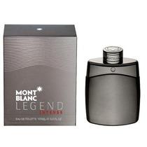 Perfume Mont Blanc Legend Intense 100ml Montblanc Original.