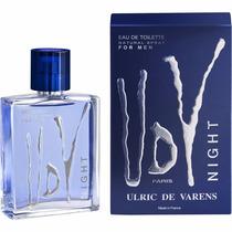 Perfume Udv Night For Men 100ml Ulric De Varens ** Original