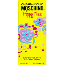 Perfume Moschino Hippy Fizz Feminino 100ml - Eau De Toilette