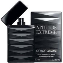 Giorgio Armani Attitude Extreme Edt Masculino - 75 Ml