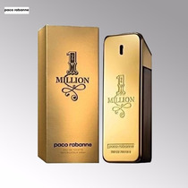 Perfume Masculino 1 One Million 200ml Original Lacrado