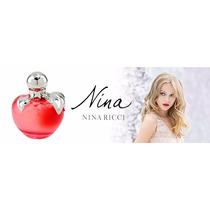 Perfume Nina Ricci Feminino - Edt 30 Ml-lacrado-original