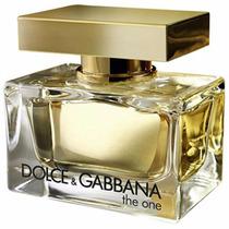 Perfume Dolce Gabbana The One Edp 75ml - Original E Lacrado