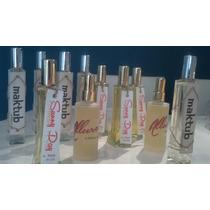Perfume Natural Artesanal De Óleos Essenciais