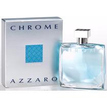 Perfume Azzaro Chrome Edt Masculino 100ml - Envio Imediato