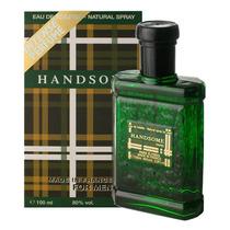 Perfume Handsome Intense 100 Ml Paris Elysees 100% Original
