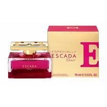 Especially Elixir Escada Feminino Eau De Parfum 75ml