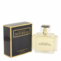 Notorious Ralph Lauren Edp Fem 75 Ml-lacrado Original